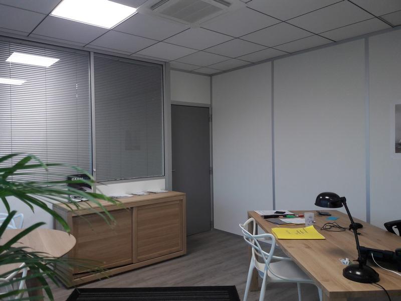 Agencement et aménagement, cloisons amovibles dans le Rhône - Piques ...